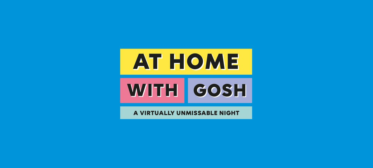At Home With GOSH logo
