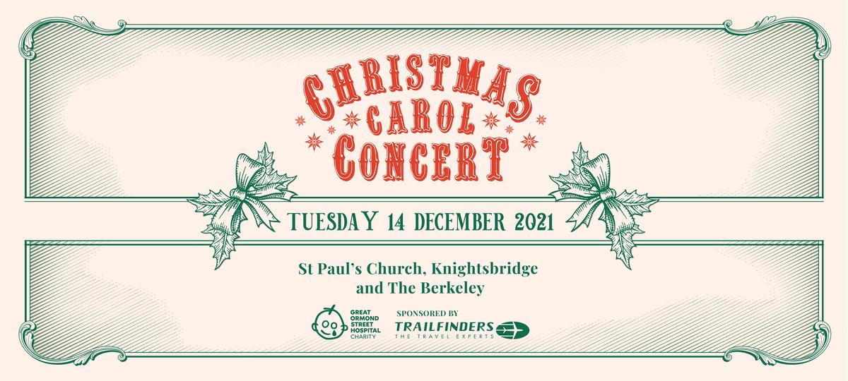 The GOSH Carol Concert 2021