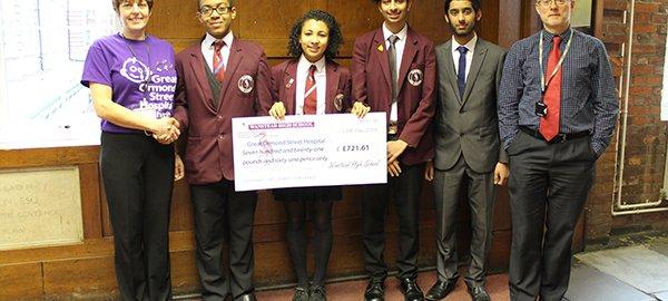 Schools fundraising presentation