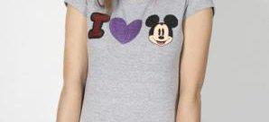 I heart Mickey T-shirt