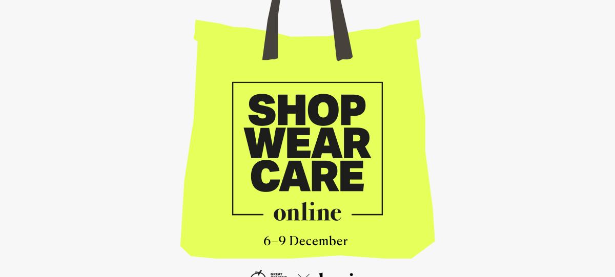 Shop Wear Care, Sunday 6 December - Wednesday 9 December