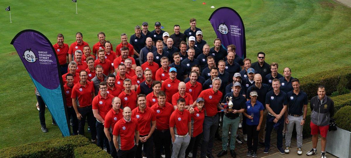 GOSH Team at Golf Day