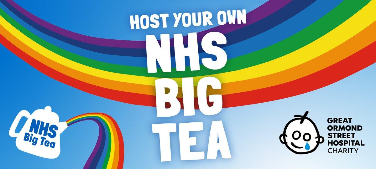 Host your own NHS Big Tea
