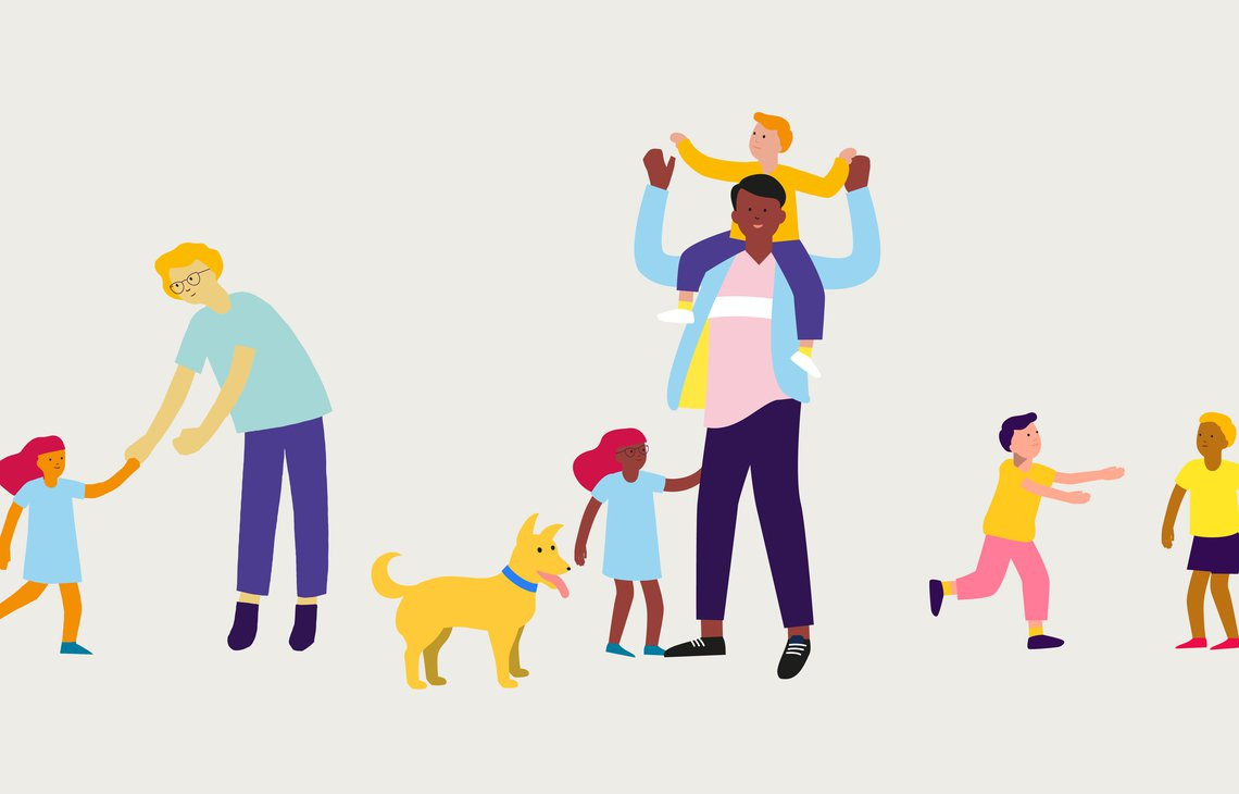 State of Play illustration from GOSH Charity