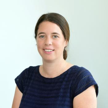 Liz Tait - director of fundraising
