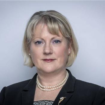 Trustee Anne Bulford