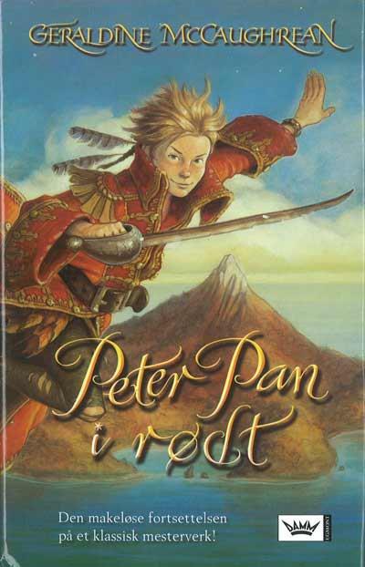 Peter Pan in Scarlet international edition - Norwegian