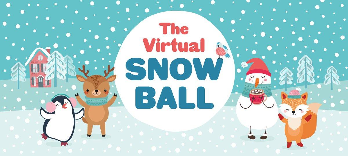 The virtual snow ball