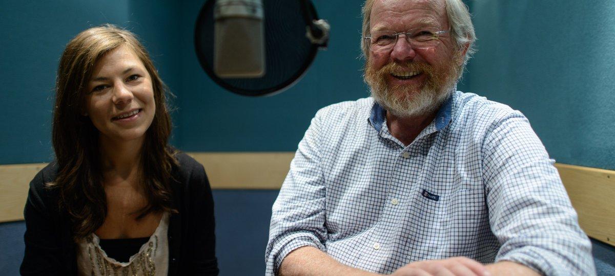 Bill Bryson & Catherine MacLachlan