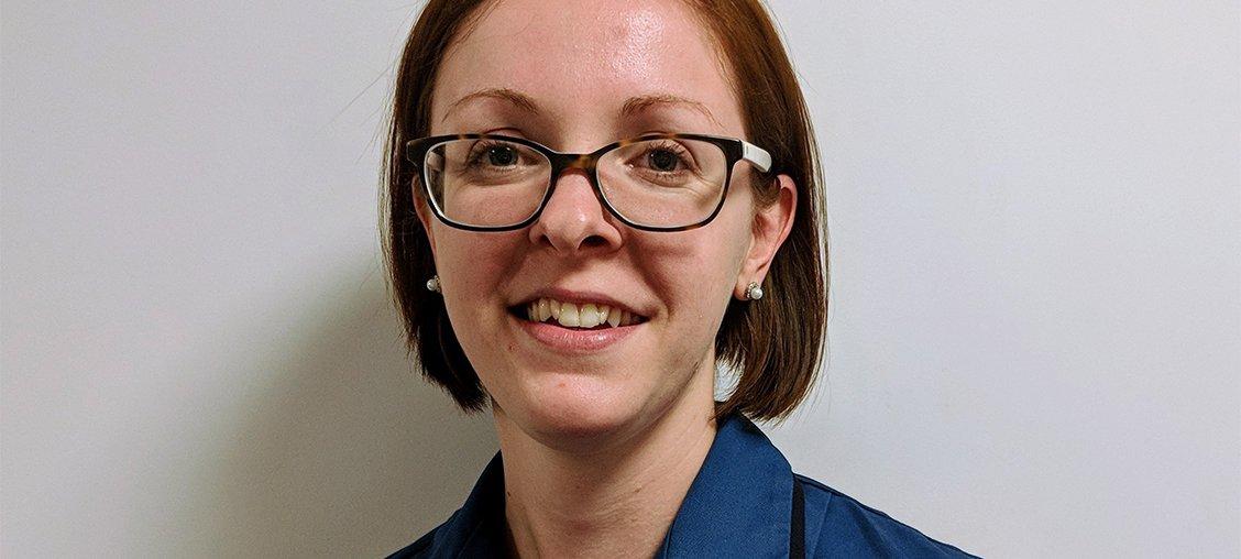 GOSH nurse, Lynsay