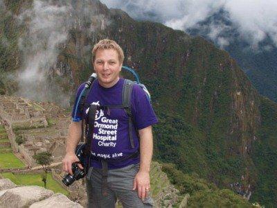 Sean Middleditch Inca trek 2011