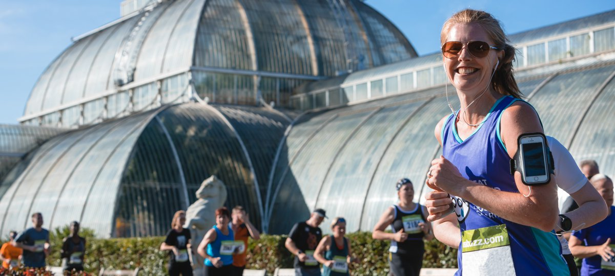 Run the Kew Gardens 10k for GOSH
